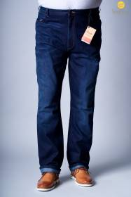 ΠΑΝΤΕΛΟΝΙ WRANGLER TZIN EXTRA DURABLE & SUPER COMFORYABLE - 00000185 - DARK BLUE DENIM