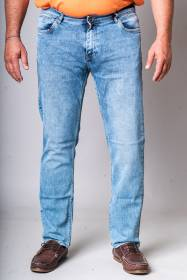 ΤΖΙΝ CATAMARAN ΠΛΥΜΕΝΟ - 00002217 - LIGHT BLUE DENIM